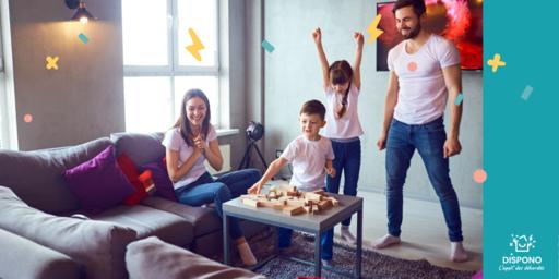 Parce que le jeu aide les petits à grandir, les parents doivent-ils s'y mettre aussi?
